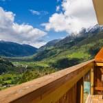 Hotel Alpenblick - Aussicht