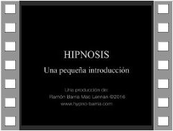 Hipnosis - una pequeña introducción